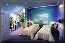 Hotelzimmer für zwei