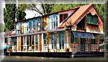 Urlaub auf dem Hausboot