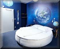 Hostel mit Themenzimmer