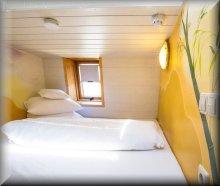 Allvitalis Karlsruhe - günstig übernachten in der europäischen Variante der japanischen Schlafröhre